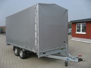 Anssems PSX 2500 4,05 x 1,78m 2,5to.