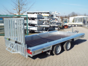 Minibaggertransporter BT-XL  3,5to.