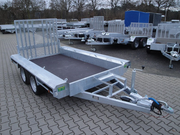 Minibaggertransporter BT  3,5to.