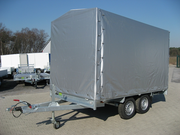 Anssems PSX 2500 3,25 x 1,78m 2,5to.