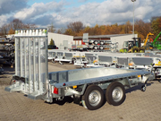 Baggertransporter Builder 3m 2,7to.