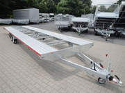 8mx2,2m Car Trailer Autotransp. 3,5to.