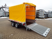 Baggertransporter Builder 3m 2,7t PL
