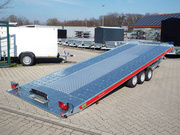 kippbarer 3,5to. 6m Autotransporter